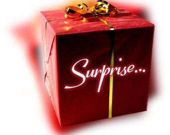 Surprise Christmas Mystery Box