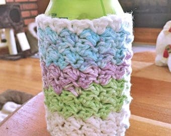 Crocheted Can Cozie