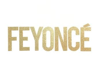 FEYONCE Banner (Bridal Showers/Bachelorette)
