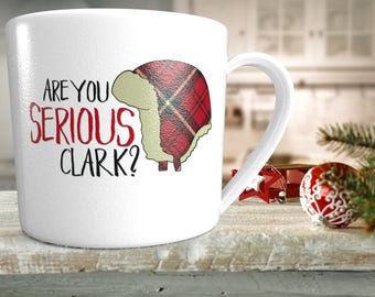 Are you serious Clark? SVG dxf pdf ai eps jpg png - Adorable holiday art, great holiday home decor kids gift Christmas gift