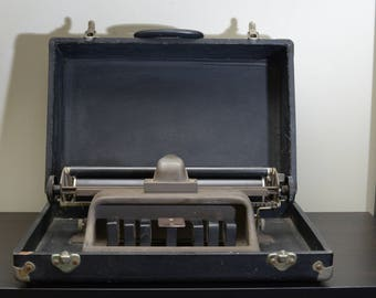 New Hall Braillewriter Typewriter by American Printing House for the Blind