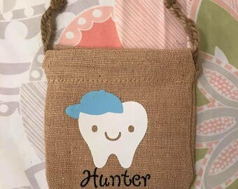Personalized Toothfairy Bags