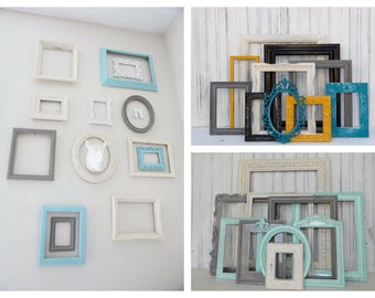 Picture Frame Set - Made to Order Custom Painted Frames
