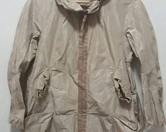25% SALE Marithe Francois Girbaud women windbreaker