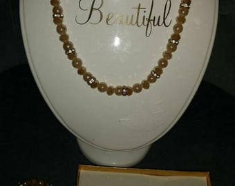 Marble beads handmade