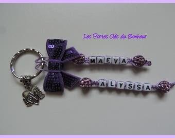 key 2 Purple bow names purple
