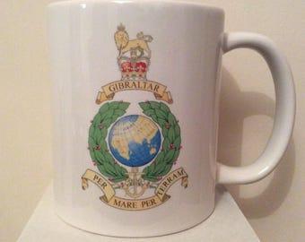 Royal Marines Commando Mug