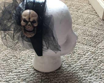 Gothic Skull headband