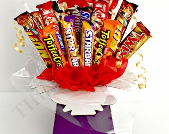 Chocolate Mountain Chocolate Bouquet LARGE - Perfect gift for all Occasions