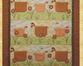Hens & Chicks Quilt Pattern
