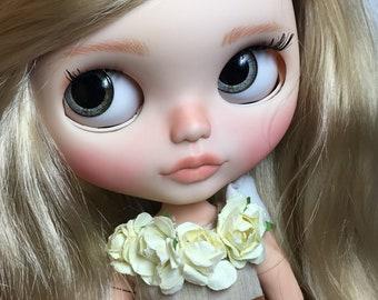 ALEX… blythe  doll ,neo custom.. hecha a mano %