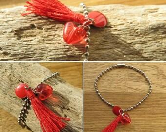 Bracelet ball chain ball chain 17450