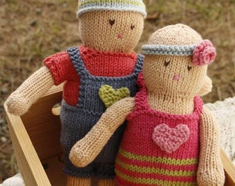 Juliet and Julius doll