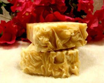 Sweet Summer Breeze Handmade Soap Bar