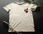 Autumn leaves T-shirt / /...
