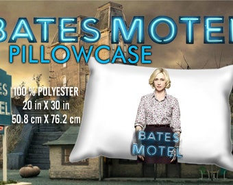 Bates Motel Vera Farmiga Norma Pillowcase