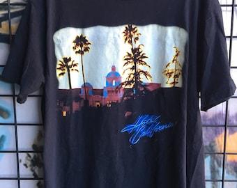 The Eagles Hotel California Tee