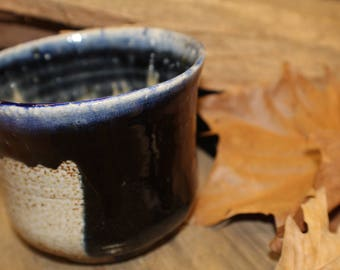 Soda Fired Tea Bowl 12oz