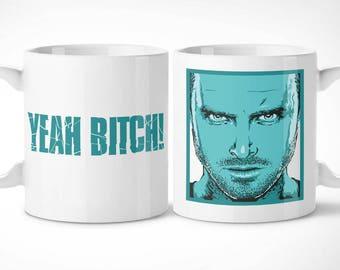 Breaking Bad > Pinkman-Exclusive mug mug/exclusive mug-Heisenberg Walter White Jesse Pinkman series TV Series Television