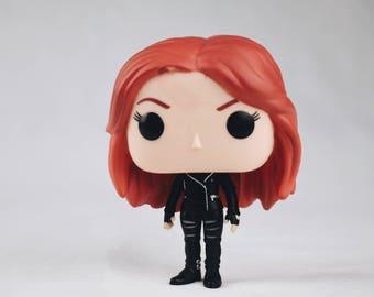 Clary custom pop