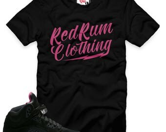 Deadly Pink 5 Redrum Clothing T-Shirt