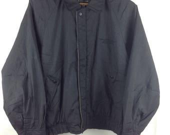 MEGA SALE !! Mr Bob Johnes Made Pour Hommes Windbreaker Jacket Full Zipper Designer Brand