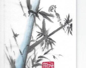 Bamboo Bookmark