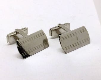 sterling silver cufflinks #298