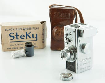 Steky  16mm Subminiature Camera