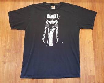 Johnny The Homicidal Maniac Shirt, Graphic Novel Shirt, Dope JTHM Shirt, Size L