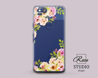 Flowers phone case Google Pixel 2 case Floral case Phone case rose Pixel xl case flower Rose case Floral phone case Personalized cover Pixel