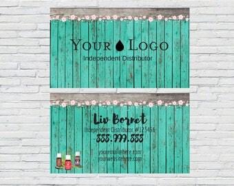 Shabby Custom Business Card | Personalized Business Card, Card Business Design, Calling Cards, YL Business Card, Wood Business Card, Digital