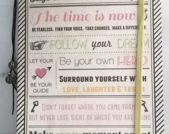This Is Your Life Journal Blank Notebook Charming