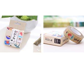 Masking Tape japanese style/PAPER Tape/Deco Tape/washi tape