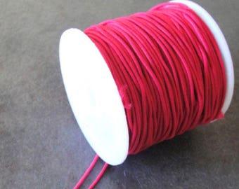 Elastic thread, Fuchsia, multi uses