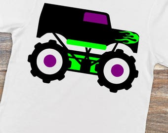 Youth Monster Truck