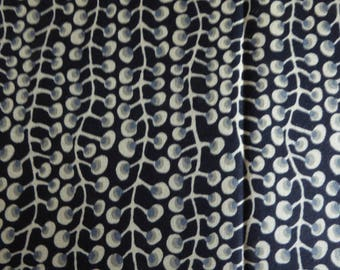 CREATED Andover fabric black patchwork fabric-