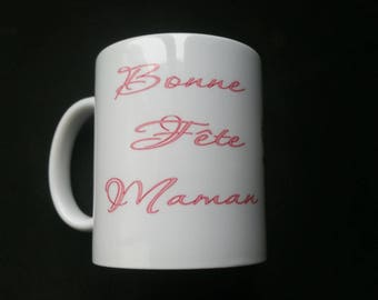 mug happy mother MOM