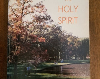 Meet The Holy Spirit by Dr. Jack Hyles 1982 1st Edition