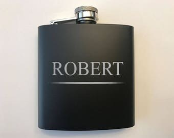Groomsman Flasks - Groomsmen Gift - Groomsman Gift - Gift for Groomsman - Flasks for Groomsmen - Gifts for Groomsmen - Personalized Flask