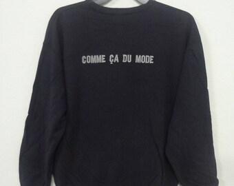 comme ca du mode Sweatshirts Size L