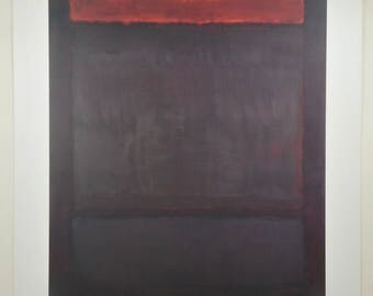 Mark Rothko, Nr. 14, Painting (1960)
