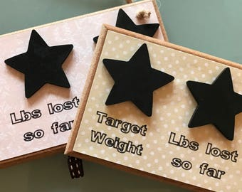 Weight Loss Plaque (spotty)