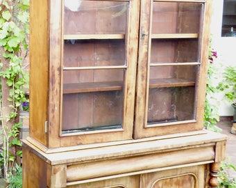 NOW ** SOLD ** Antique Dresser/Bookcase/Cupboard
