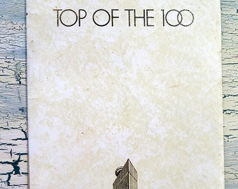 Top of the 100 Menu with Wine list Memphis Tn