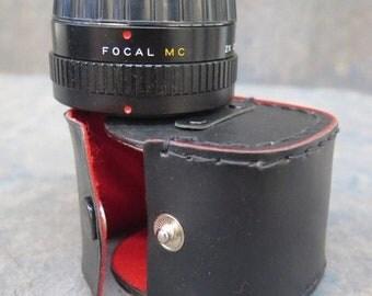 Focal MC 2x Tele Converter For Canon fd/fl Lens Mount SLR Cameras