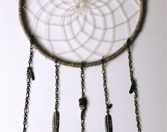 Charm dream catcher
