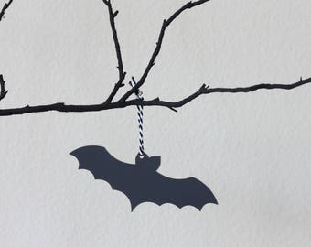 bat ornament halloween ornament bat decoration hanging bat decor halloween decoration