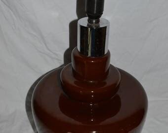 Vintage lamp base