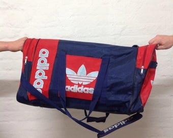Vintage 90's Adidas Sports Bag